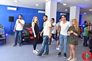 Mustang Club Lebanon Official Launch (155)