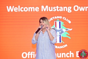 Mustang Club Lebanon Official Launch (157)