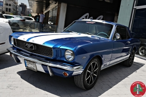 Mustang Club Lebanon Official Launch (16)