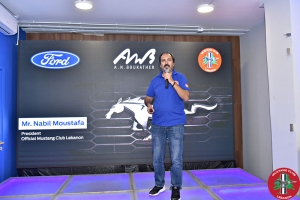 Mustang Club Lebanon Official Launch (171)