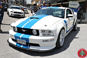 Mustang Club Lebanon Official Launch (18)