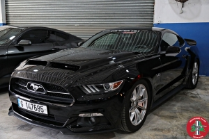 Mustang Club Lebanon Official Launch (182)