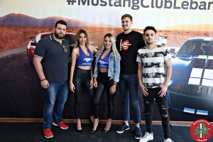 Mustang Club Lebanon Official Launch (23)
