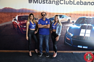 Mustang Club Lebanon Official Launch (26)