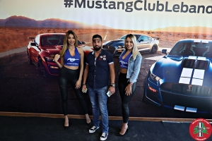 Mustang Club Lebanon Official Launch (27)