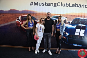 Mustang Club Lebanon Official Launch (30)