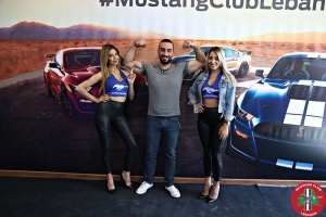Mustang Club Lebanon Official Launch (32)