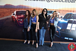 Mustang Club Lebanon Official Launch (33)