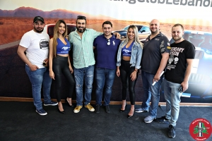 Mustang Club Lebanon Official Launch (35)