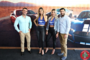 Mustang Club Lebanon Official Launch (37)