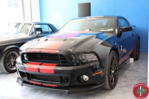 Mustang Club Lebanon Official Launch (4)