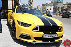 Mustang Club Lebanon Official Launch (52)