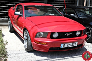 Mustang Club Lebanon Official Launch (53)