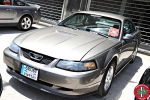Mustang Club Lebanon Official Launch (59)