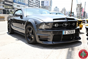 Mustang Club Lebanon Official Launch (61)