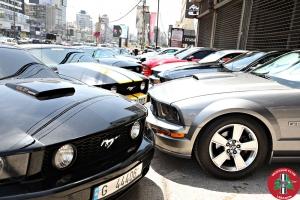 Mustang Club Lebanon Official Launch (63)