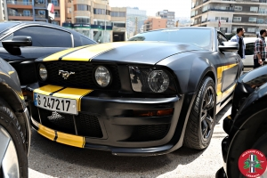 Mustang Club Lebanon Official Launch (64)