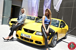 Mustang Club Lebanon Official Launch (65)
