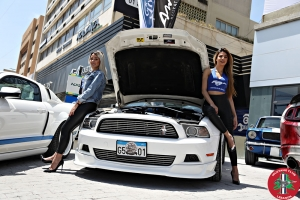Mustang Club Lebanon Official Launch (66)
