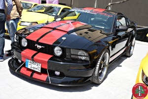 Mustang Club Lebanon Official Launch (67)