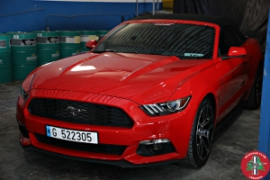 Mustang Club Lebanon Official Launch (71)