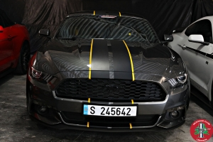 Mustang Club Lebanon Official Launch (72)