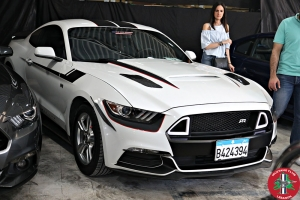 Mustang Club Lebanon Official Launch (73)