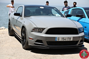 Mustang Club Lebanon Official Launch (80)