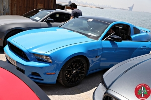 Mustang Club Lebanon Official Launch (81)