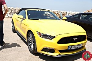 Mustang Club Lebanon Official Launch (83)