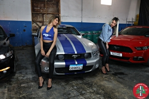 Mustang Club Lebanon Official Launch (86)