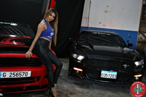 Mustang Club Lebanon Official Launch (88)