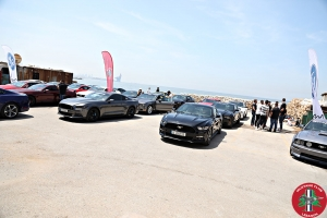 Mustang Club Lebanon Official Launch (90)