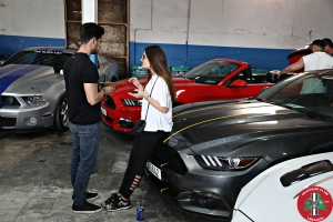 Mustang Club Lebanon Official Launch (93)
