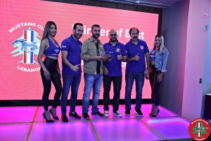 Mustang Club Lebanon Official Launch (97)