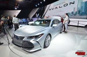 NAIAS Detroit 2018 Ara Motor World (11)