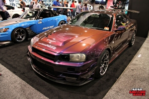 Nissan SEMA Show 2018 Best Tuned Cusomized Cars