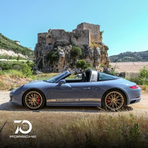 Porsche 70 Years SportsCar Together - Arab Motor World (2)