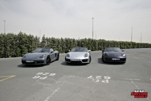 Porsche 718 Boxster GTS Test Drive Arab Motor World (13)