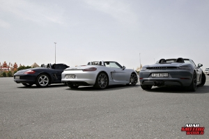 Porsche 718 Boxster GTS Test Drive Arab Motor World (14)