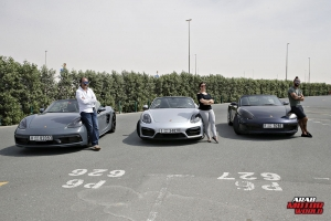 Porsche 718 Boxster GTS Test Drive Arab Motor World (15)