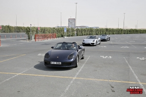 Porsche 718 Boxster GTS Test Drive Arab Motor World (20)