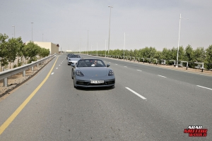 Porsche 718 Boxster GTS Test Drive Arab Motor World (22)