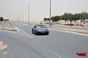 Porsche 718 Boxster GTS Test Drive Arab Motor World (4)