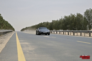 Porsche 718 Boxster GTS Test Drive Arab Motor World (7)