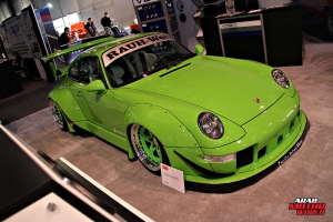 Porsche SEMA Show 2018 Best Tuned Cusomized Cars (2)