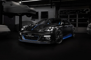 Porsche TechArt Selective Tuning Arab Motor World (4)