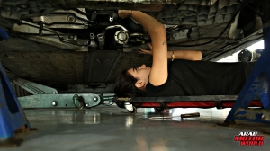 Rana Hayek The Female Mechanic She Challenges (7)
