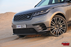 Range Rover Velar Test Drive - Arab Motor World (1)