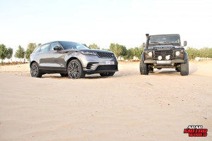 Range Rover Velar Test Drive - Arab Motor World (12)